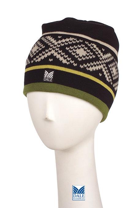 Dale of Norway Are Merino Hat (Black)