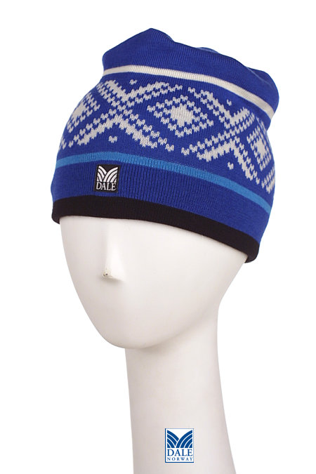 Dale of Norway Are Merino Hat (Cool Blue)