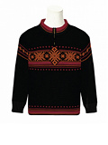 Dale of Norway US Ski Team 2007 Sweater Kids' (Black)