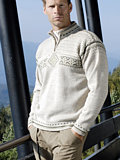 Dale of Norway Oksen Sweater Men's (Linen)