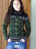 Dale of Norway US Ski Team 2007 Sweater Women's (Black / Shallow Pond)