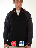 Dale of Norway Biathlon GORE Windstopper Sweater (Black)