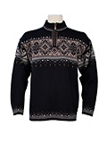 Dale of Norway Blyfjell Sweater Men's (Black / Linen / Mountainstone)