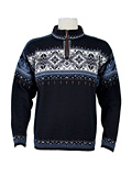 Dale of Norway Blyfjell Sweater Men's (Midnight Navy / China Blue)