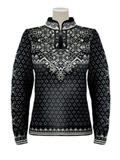 Dale of Norway Bogstad Sweater Women's (Black / Natural)