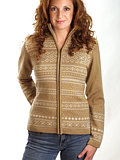 Dale of Norway Bygland Sweater Women's (Cappucino)