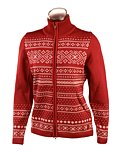 Dale of Norway Bygland Sweater Women's (Red Rose)