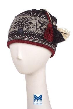 Dale of Norway Colorado Springs Hat (Dk. Charcoal Heather)