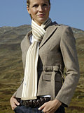 Dale of Norway Dalen Scarf (Cappucino)