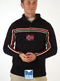 Dale of Norway Eidsvoll Sweater (Navy)