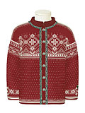 Dale of Norway Eksingedalen Cardigan (Redrose)