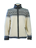 Dale of Norway Filefjell Windstopper Sweater Women's (Ice Blue / Smoke / Cream)