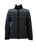 Dale of Norway Filefjell Windstopper Sweater Women's (Slate / Black / Charcoal)