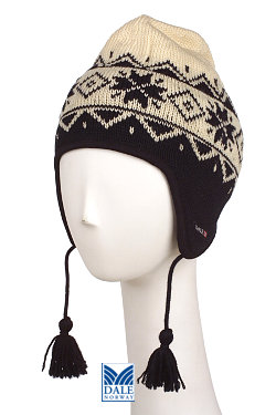 Dale of Norway Gala Feminine Hat (Black)