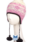 Dale of Norway Gala Feminine Hat (Pink)