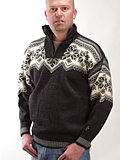 Dale of Norway Holmenkollen Sweater (Charcoal)