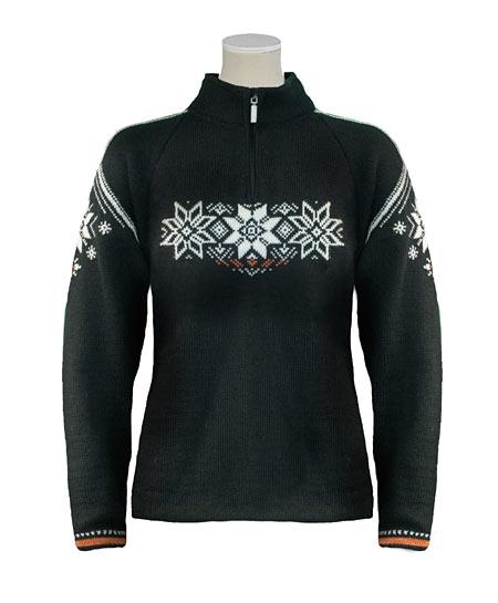 Dale of Norway Holmenkollen World Champion Sweater Women's (Blac