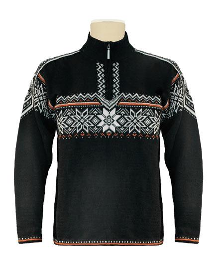 Dale of Norway Holmenkollen World Champion Sweater Men's (Black)