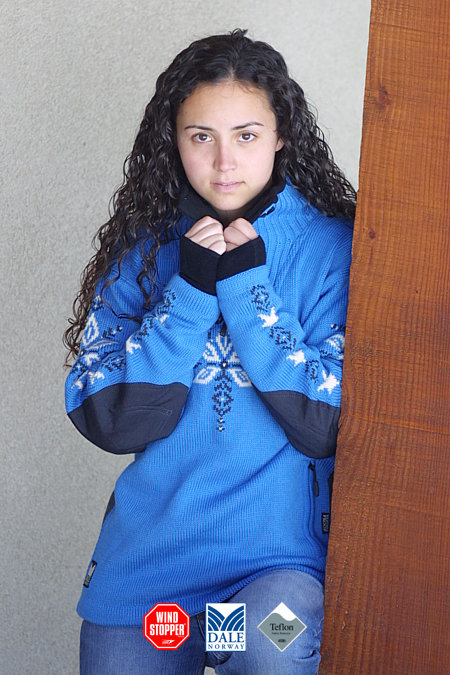 Dale of Norway Istind Feminine GORE Windstopper (Bright Turquois