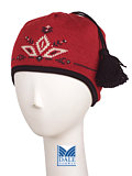 Dale of Norway Istind Hat Women's (Raspberry)