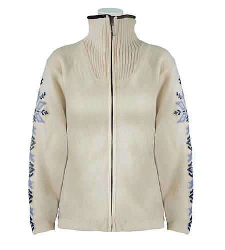 Dale of Norway Istind Jacket Women's (Cream / Indigo / Ice Blue)