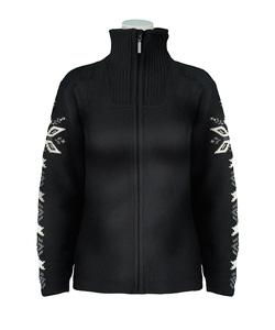 Dale of Norway Istind Windstopper Jacket Women's (Black / Smoke / Cream)