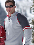 Dale of Norway Keystone US Ski Team 2008 Sweater Men's (Grey / Marine / Shiefer / Torero)