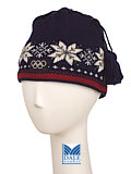 Dale of Norway Lake Placid Hat (Classic Navy)