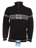 Dale of Norway Oberstdorf Polarwind Sweater Men's (Black)