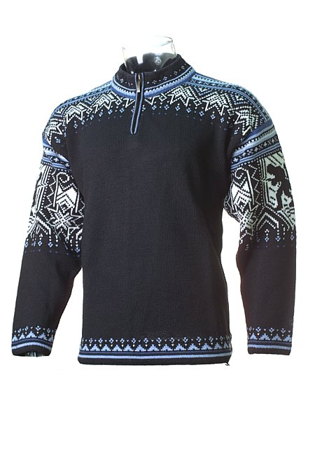 Dale of Norway Osterdalen Sweater Blue