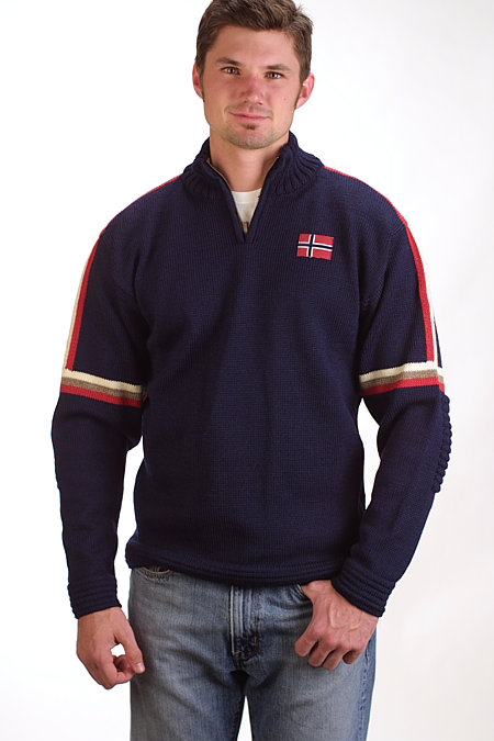 Dale of Norway Ostersund Sweater Men's (Navy)