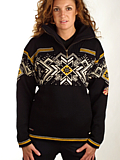 Dale of Norway Portillo GORE Windstopper Sweater Women's (Black)