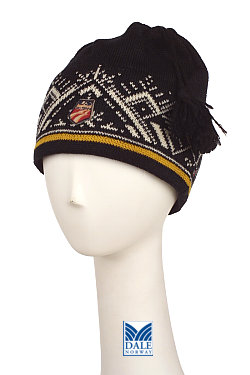 Dale of Norway Portillo Hat (Black)