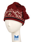 Dale of Norway Portillo Hat (Red Rose)