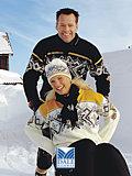 Dale of Norway Portillo Sweater Unisex (Black)