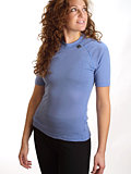 Dale of Norway Short Sleeves Base Layer Women's (Aqua)