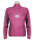Dale of Norway Slaata Sweater Women's (Allium / Off-white)