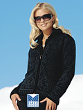 Dale of Norway Solveig Cardigan Women's (Black)