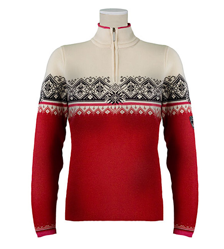 Dale of Norway St. Moritz Sweater Women's (Torrero / Allium / Of