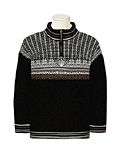 Dale of Norway Stalheim Sweater (Black)