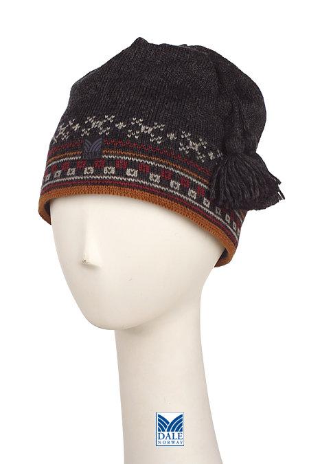 Dale of Norway Stoneham Hat (Dark Charcoal)