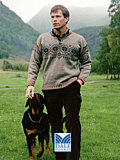 Dale of Norway Stoneham Sweater (Mountainstone)