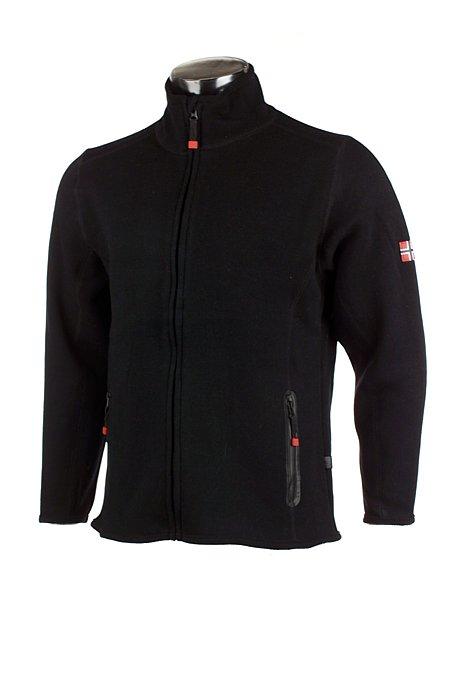 Dale of Norway Storebjorn Merino Fleece Jacket Men's (Black)