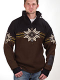 Dale of Norway Storetind Windstopper Sweater Men's (Mocca / Black)