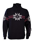 Dale of Norway Storetind Windstopper Sweater Men's (Midnight Navy / Cream / Rasp)