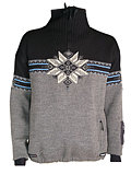 Dale of Norway Storetind Windstopper Sweater Men's (Dk. Heather Charcoal)