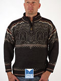 Dale of Norway Torino Olympic Sweater (Charcoal)