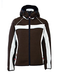 Dale of Norway Totta Knitshell Jacket Women's (Mocca / White)