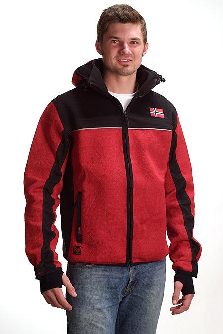 Dale of Norway Totten Sweater Men's (Rasberry)