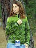 Dale of Norway Vail Sweater Women's (Apple Green)